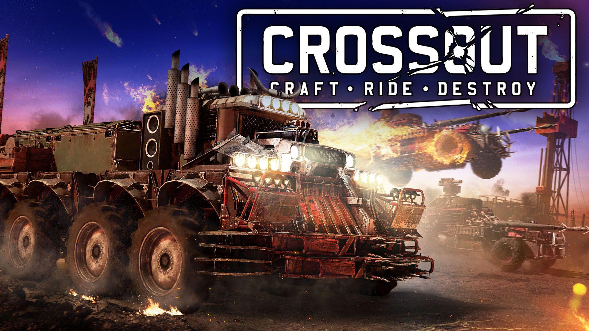 Im Endzeit-MMO Crossout gibt's jetzt richtige PvE-Szenarien!