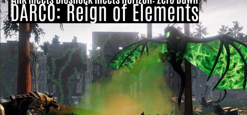Im Steampunk-MMO Darco habt Ihr einen Drachen, kämpft ums Überleben