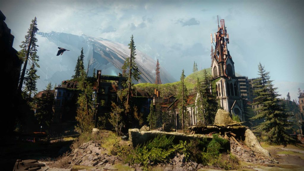 Destiny 2 EDZ