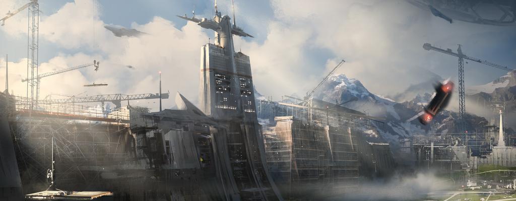 Destiny 2 new Tower