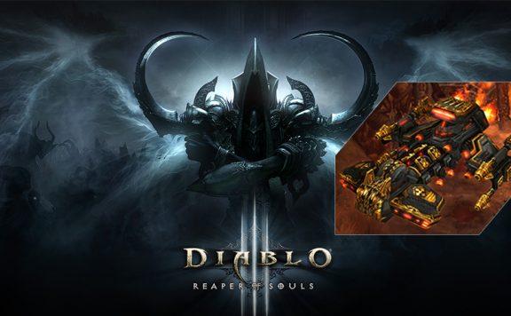 Diablo 3 Battle Cruiser Titel