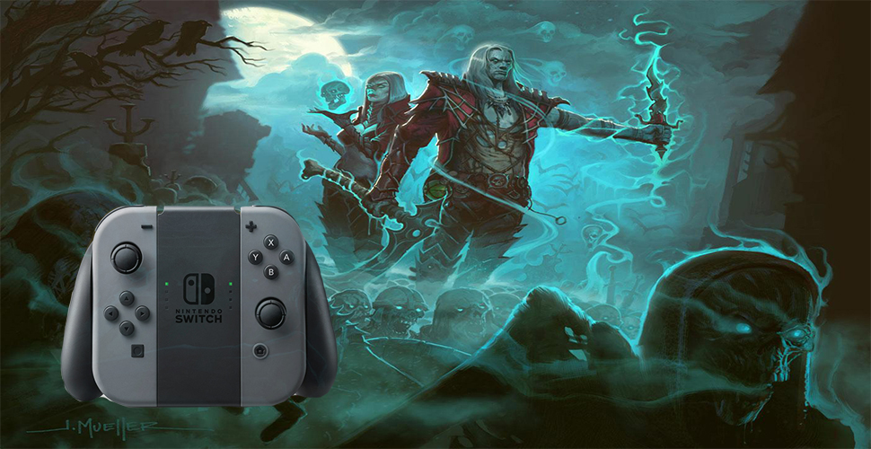 So clever deutet Blizzard Diablo 3 für die Nintendo Switch an