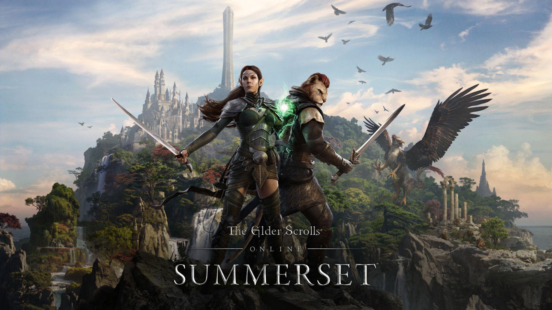 ESO Summerset angespielt: Tolle Atmosphäre, Stillstand im Gameplay