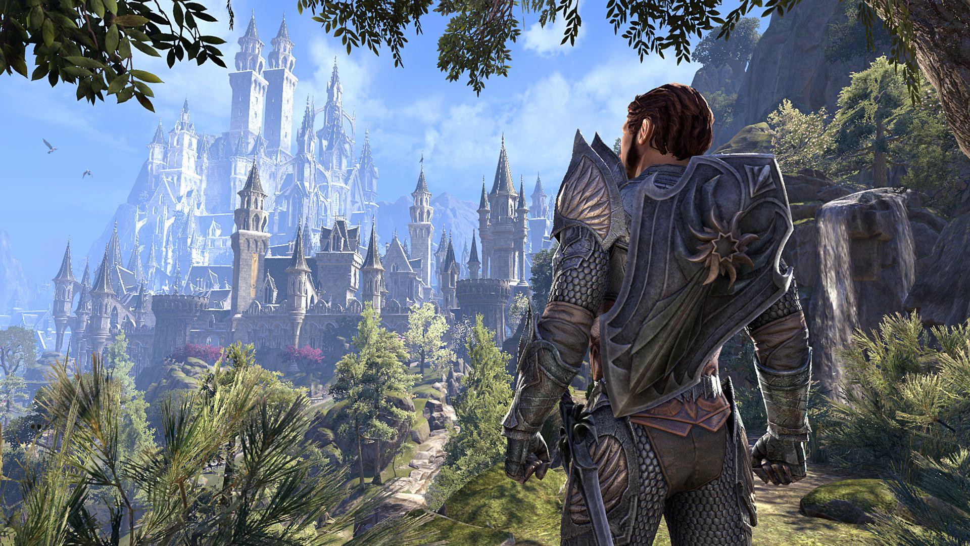 ESO-Interview: Die neue Story von The Elder Scrolls Online wird episch!