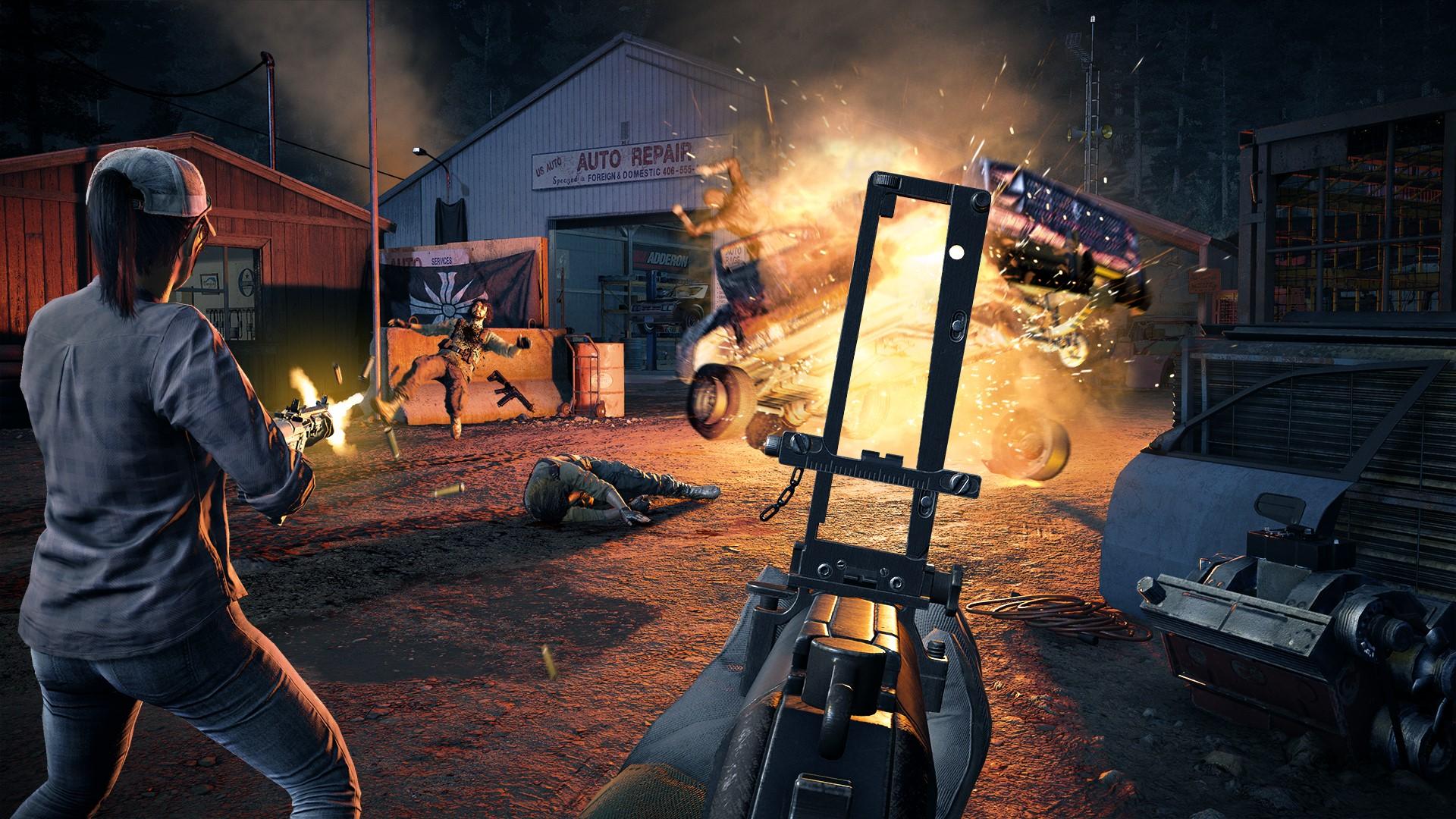 Das gibt's in Far Cry 5 zu tun, nachdem Ihr die Story beendet habt
