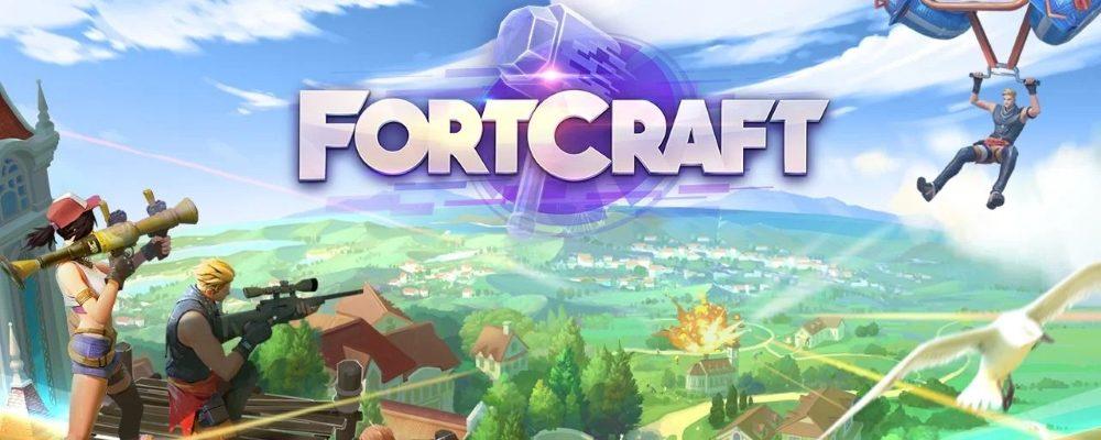 """Netease präsentiert Fortnite-Alternative """"FortCraft"""" für Mobile"""