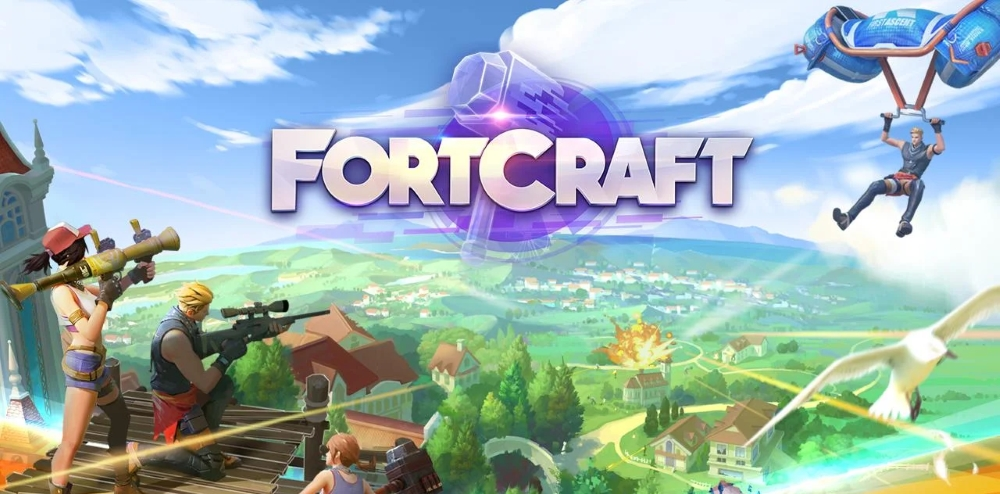 "Netease präsentiert Fortnite-Alternative ""FortCraft"" für Mobile"