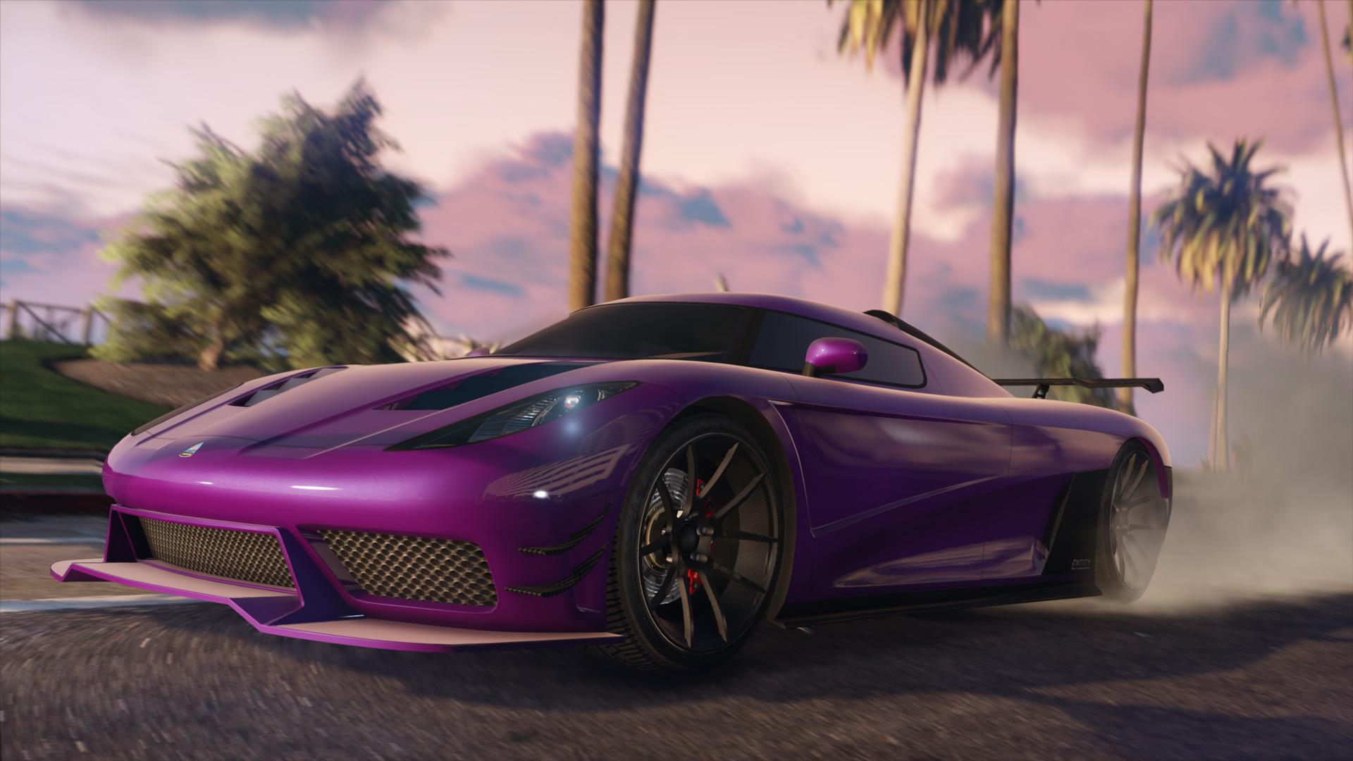 Schnappt euch jetzt eins der schnellsten Autos aus GTA Online mit Glück kostenlos