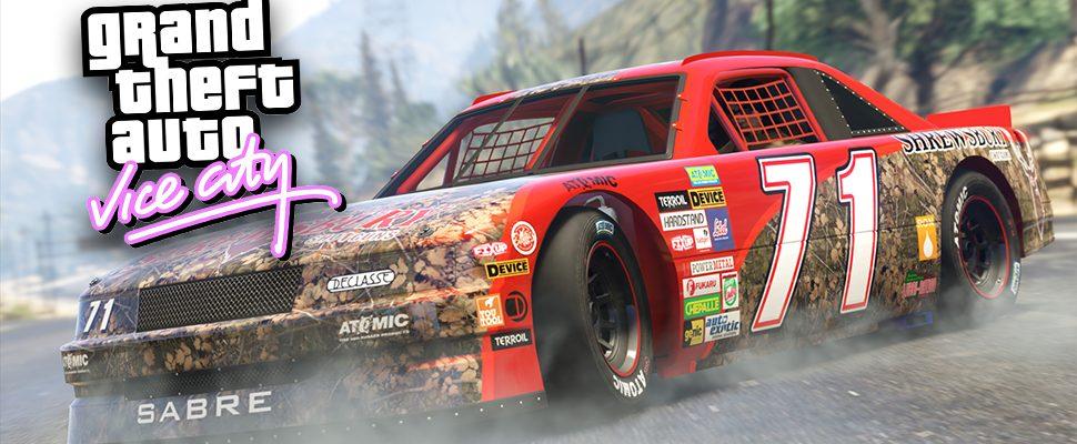GTA 5 Online Update bringt Mega-Rennserie – Startet jetzt im Vice-City-Stil