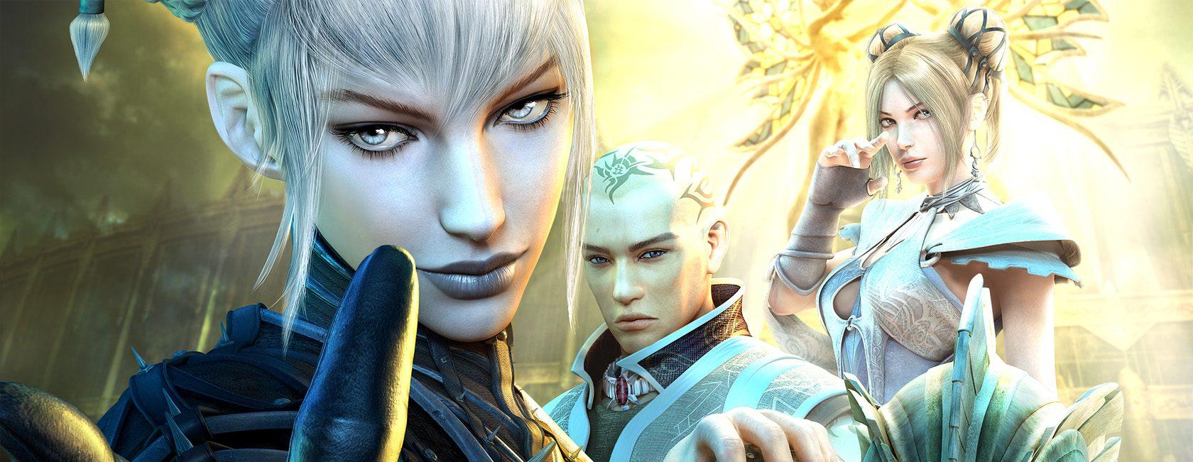 Die 5 besten MMORPGs mit aktivem Kampfsystem