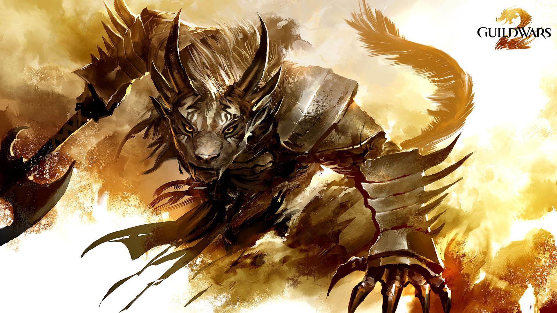 Unterwegs in Guild Wars 2 mit den neuen Pazifisten-Katzen!