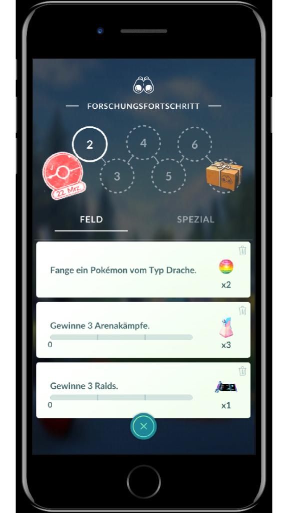 Pokémon GO Quests 2