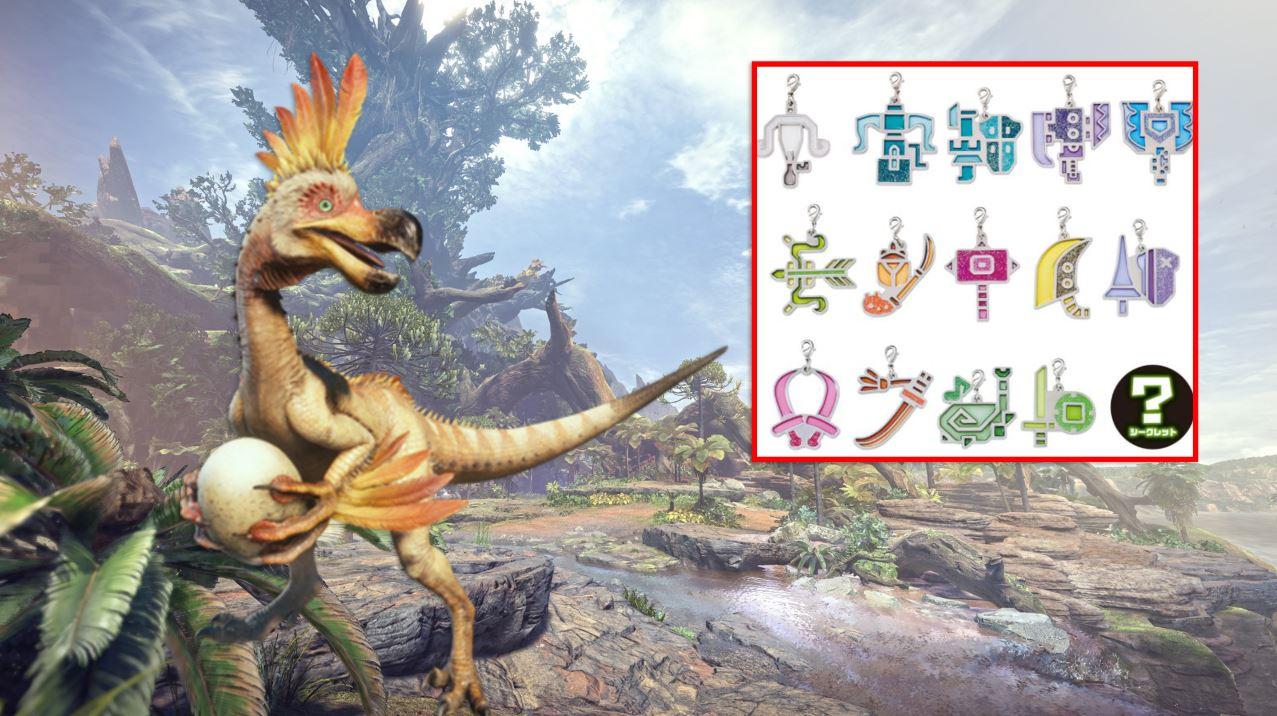Hat Capcom eine neue Waffe in Monster Hunter World angedeutet?
