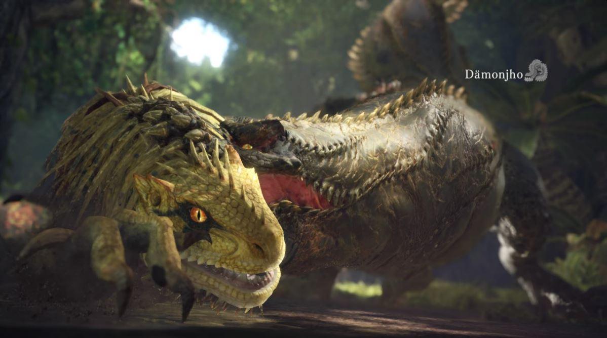 Monster Hunter World: Dämonjho freischalten und Tipps zum Kampf
