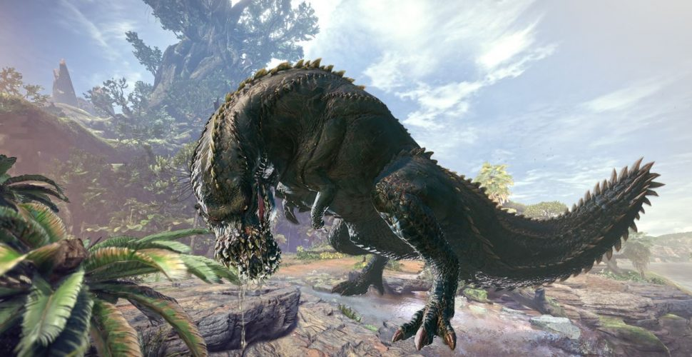 Monster Hunter World: 1. DLC-Monster Deviljho ist jetzt auf PC