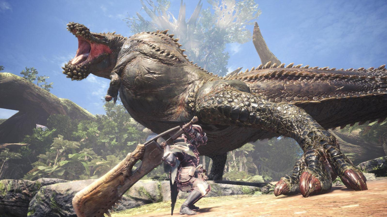 Neues Monster Deviljho kommt noch im März zu Monster Hunter World