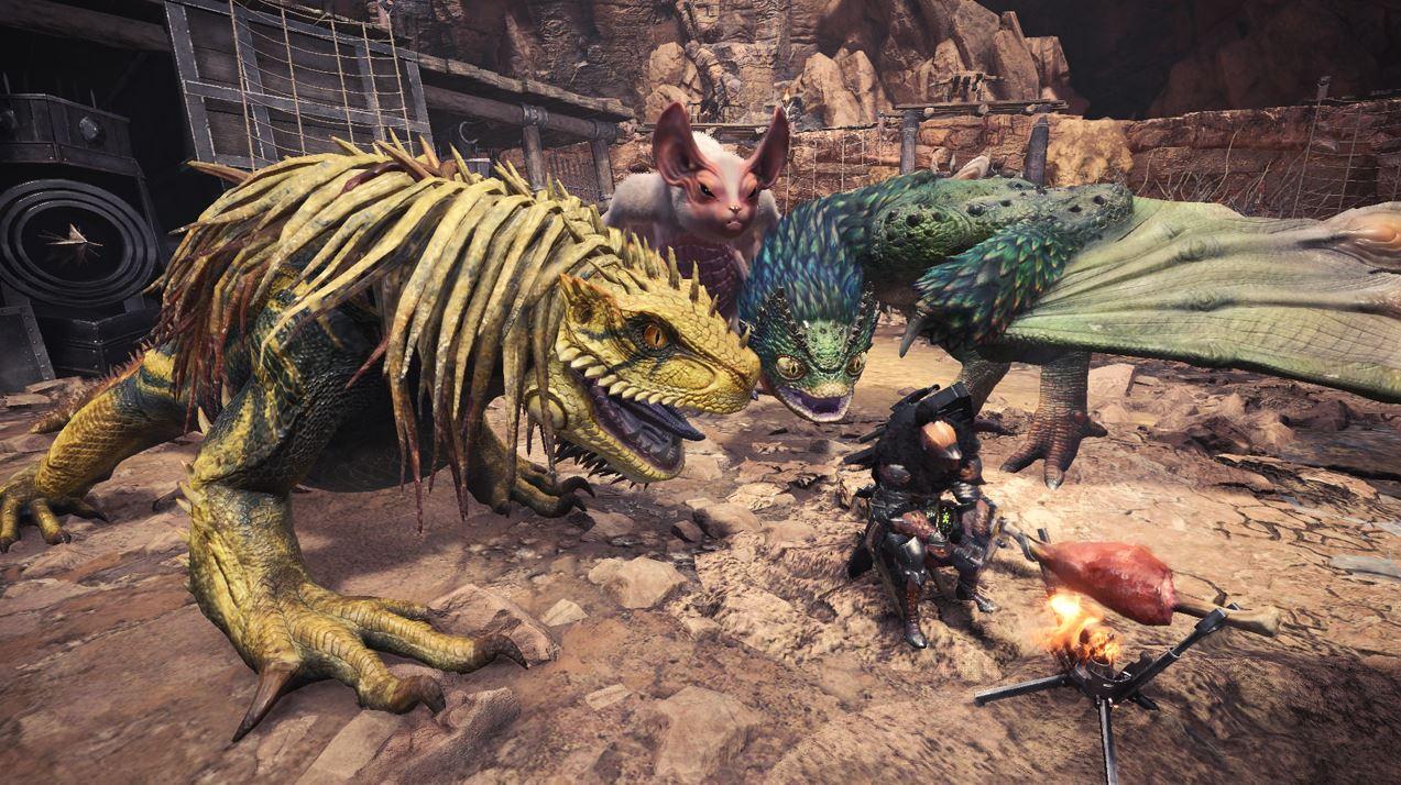 Mit dieser Tastenbelegung ist Monster Hunter World auf PC besser