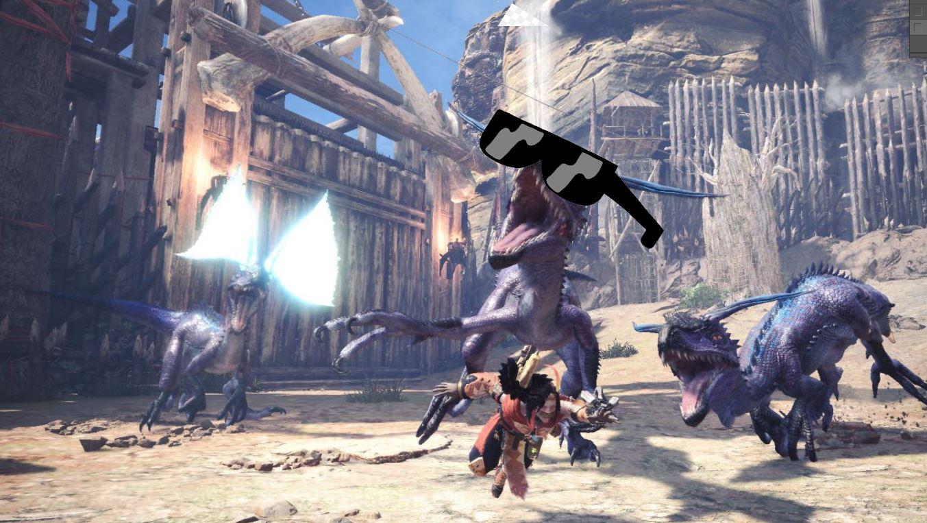 Mit dieser Event-Quest wirst du in Monster Hunter World ziemlich stylisch