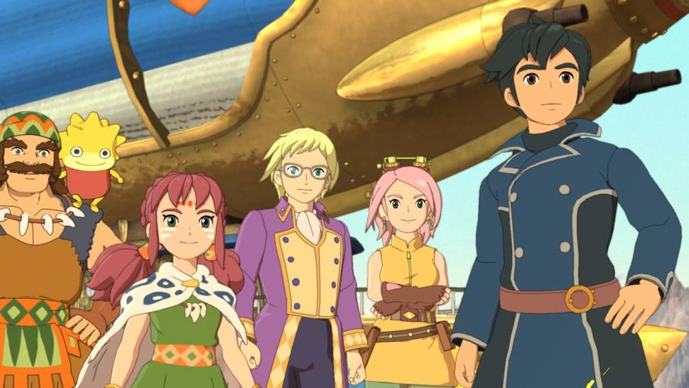 """Entwickler von Anime-RPG """"Ni No Kuni 2"""" arbeiten wohl an MMORPG"""