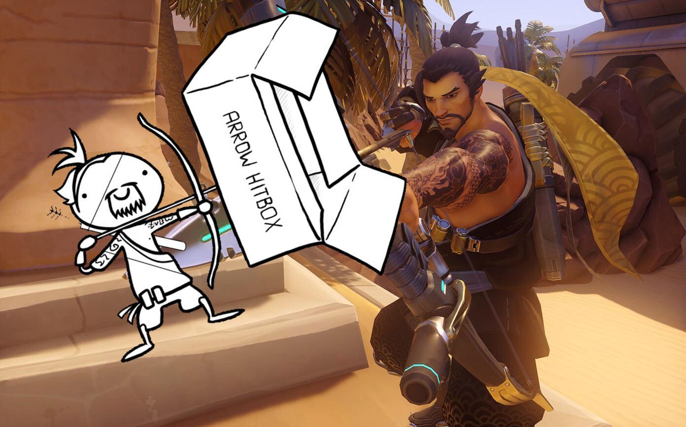 Blizzard widerspricht Overwatch-Vorurteil, erfreut Hanzo-Mains