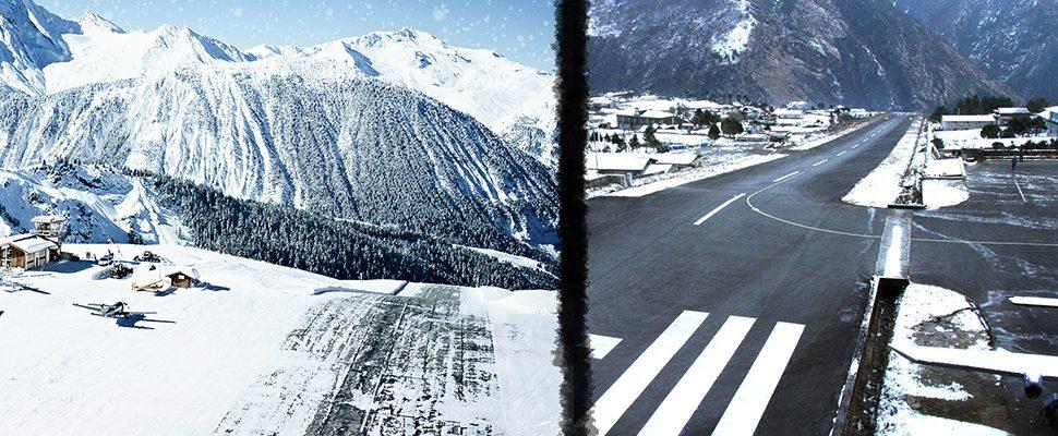 """Wintermap für PUBG – Wie gefällt Euch die eisige Fan-Map """"Nördheim""""?"""