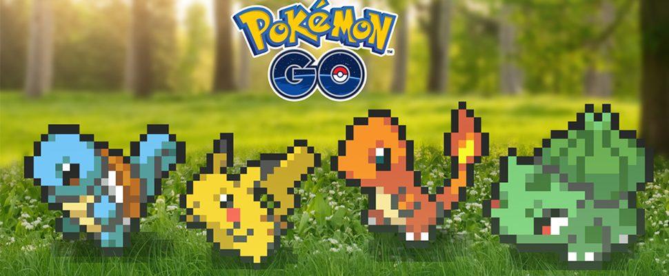 In Pokémon GO gibt's jetzt Pixelgrafik und fragwürdiges Shiny – Warum?