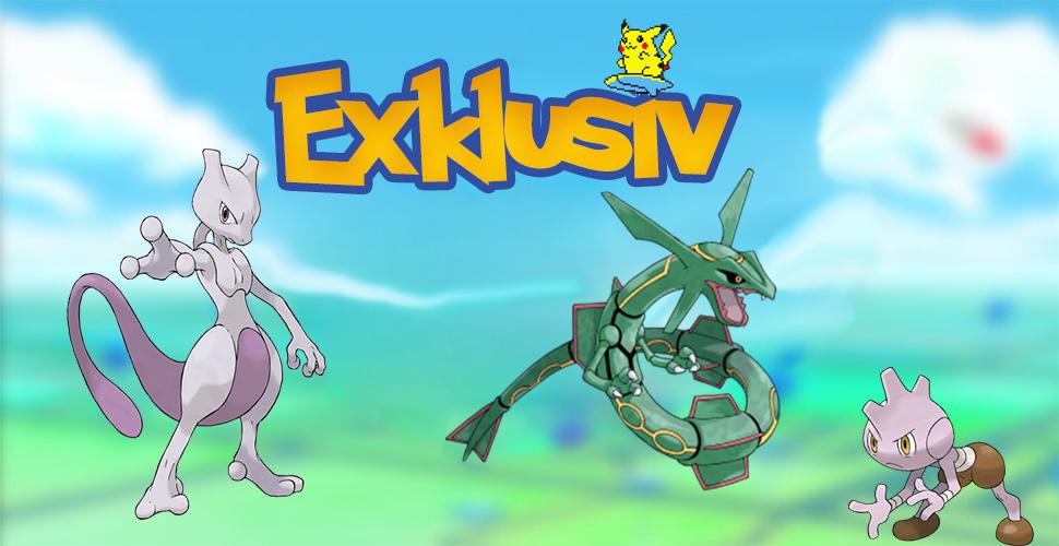 Pokémon GO: Exklusive Pokémon – Regional, aus Eiern, Raids und Events