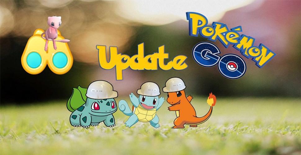 Pokémon GO Update 0.115.2 – EX-Raid-Pässe teilen, Ditto-Begegnungen