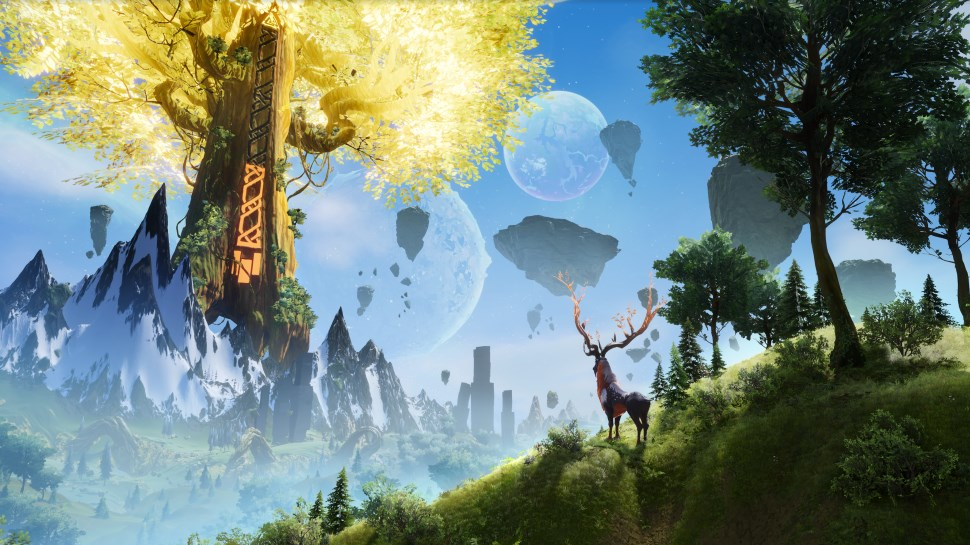Survival-MMO-Game Rend startet noch im Juli in den Early Access