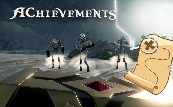 Sea of Thieves Achievements Titel