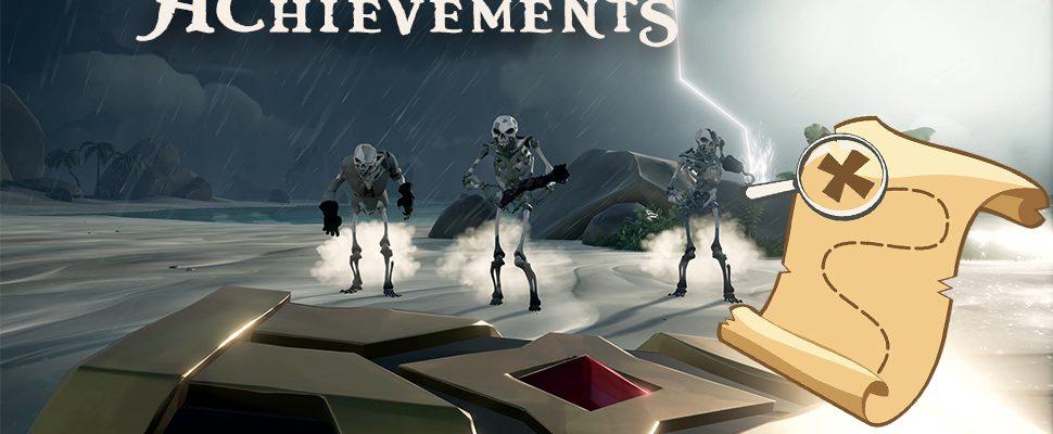 Sea of Thieves: Alle 60 Achievements auf Deutsch – Bereit für die Erfolge?