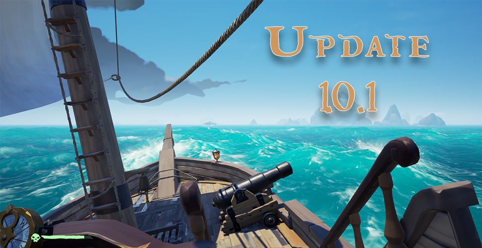 Sea of Thieves mit Riesen-Update – Das ändert der 20-GB-Patch