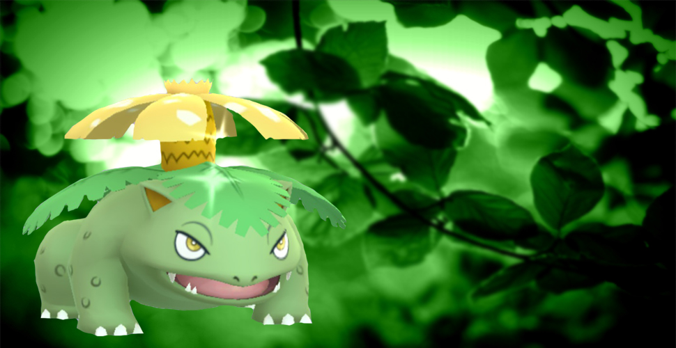 Pokémon GO: Shiny-Bisasam-Familie macht sich bereit für den Com.-Day