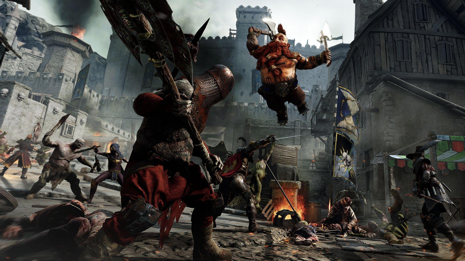 Amüsant und bockschwer – Überlebt Ihr in Warhammer: Vermintide 2?