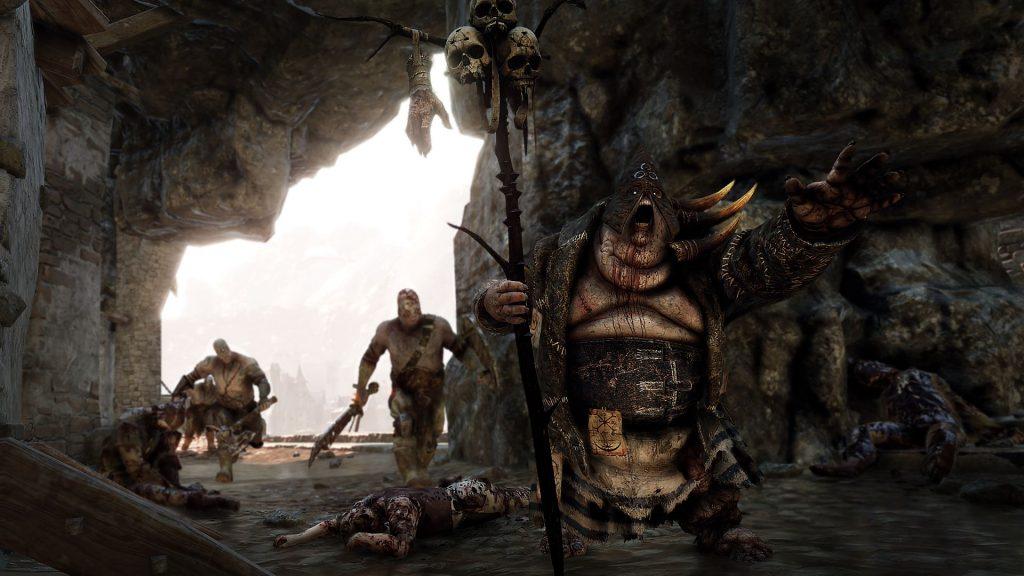 Vermintide 2 Screenshot Chaos Sorcerer