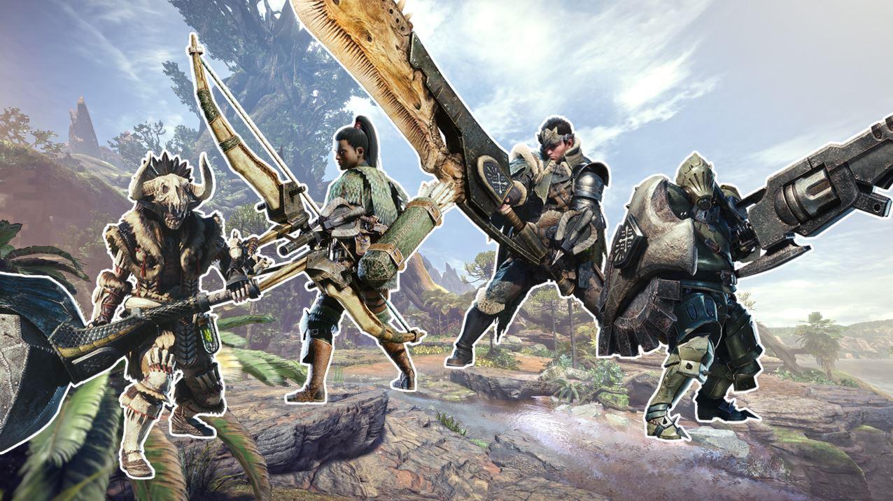 Die besten Waffen in Monster Hunter World – nach dem Balance-Update