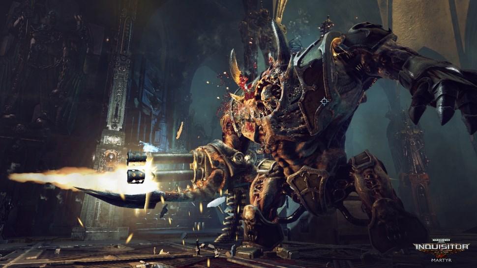"""Warhammer 40k Inquisitor Martyr: """"Weltraum-Diablo"""" hat Release-Datum"""
