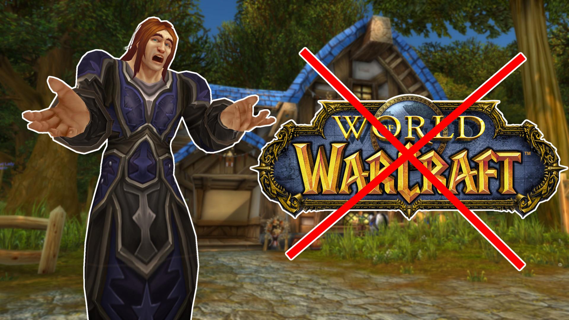 Wie die Welt der MMORPG ohne World of Warcraft aussehen würde