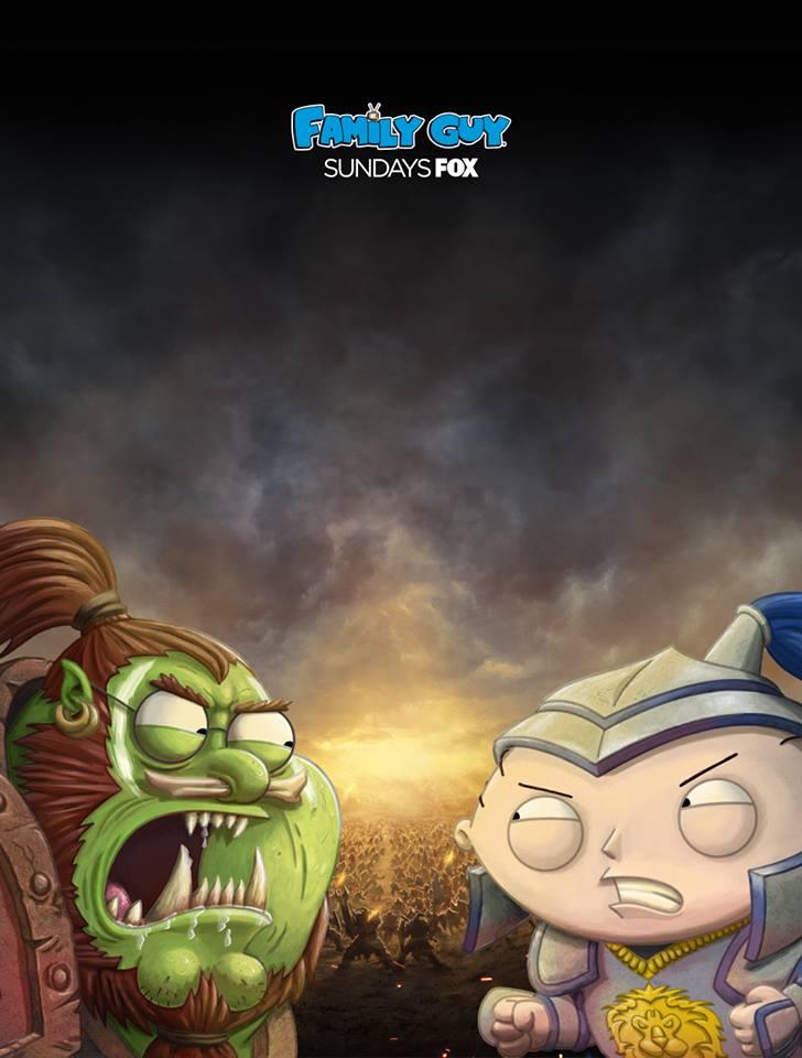"World of Warcraft bekommt eine ""Family Guy""-Folge"