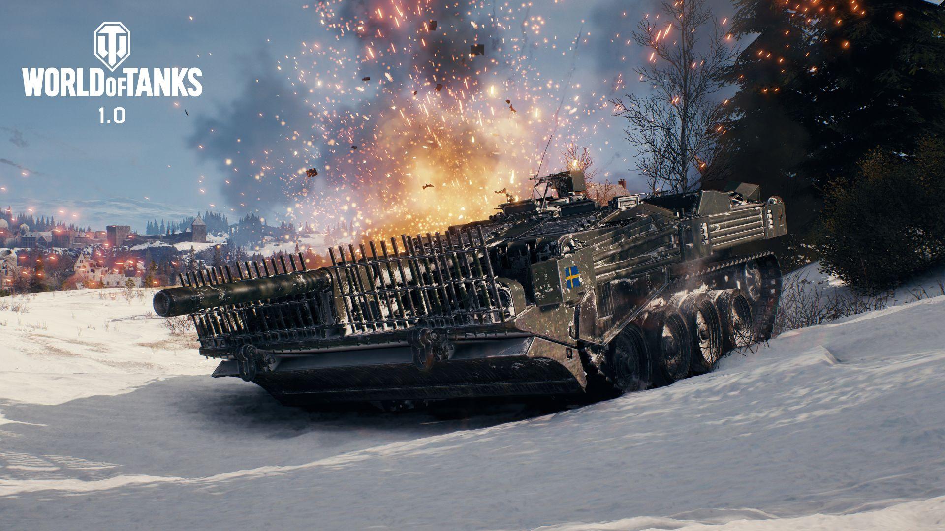 World of Tanks 1.0: Kommt die Grafikpracht auch zu PS4 und Xbox One?