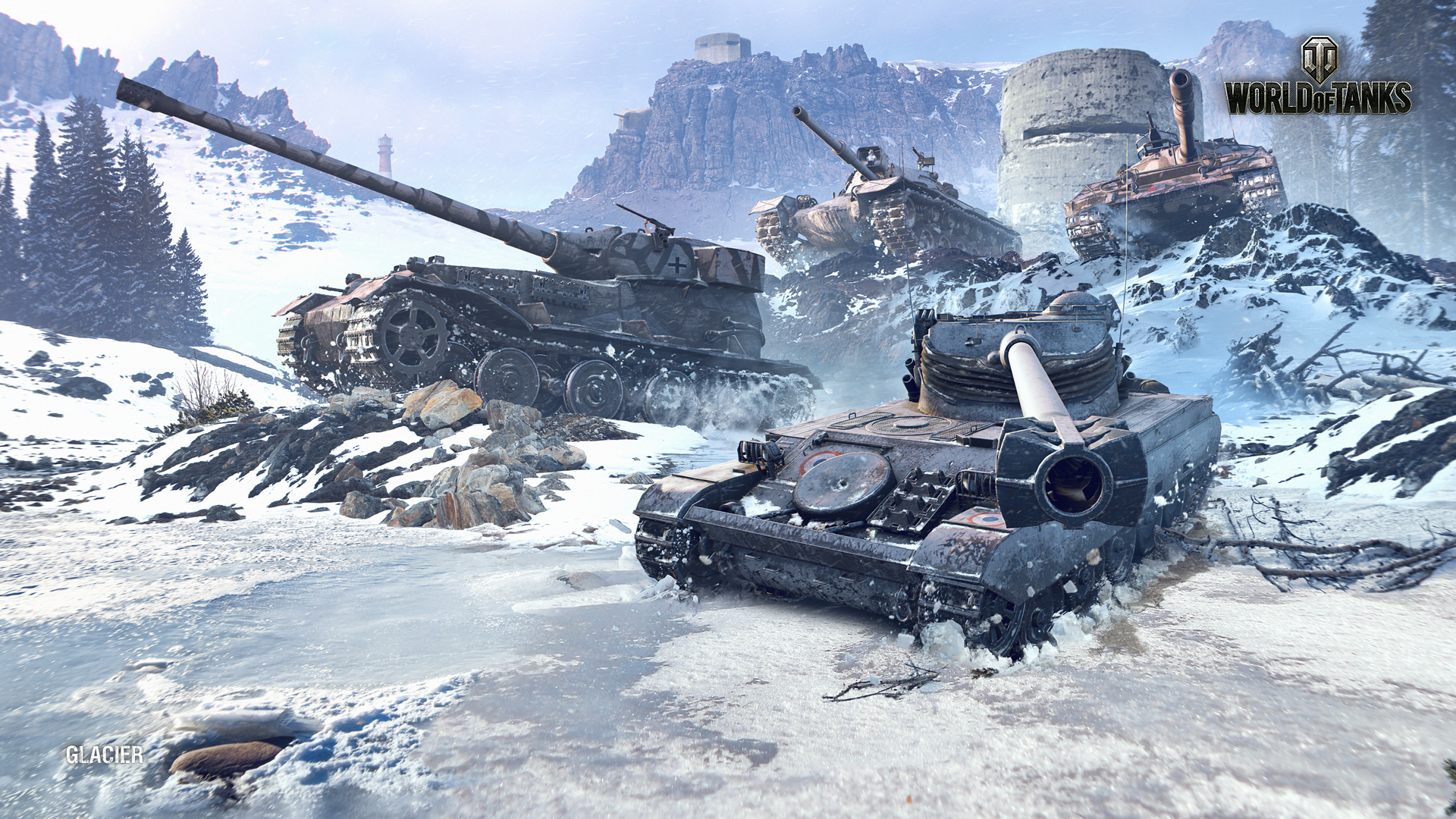 World of Tanks 1.0: Grafik neu, Sound neu – Was ist mit dem Gameplay?