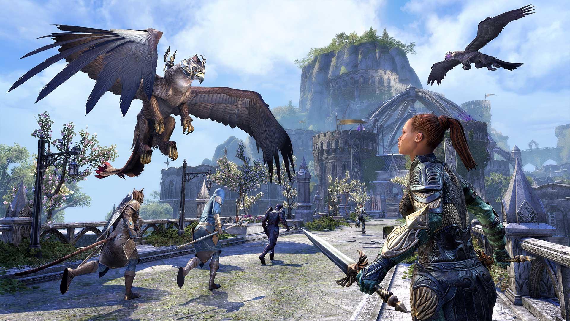 The Elder Scrolls Online trifft Overwatch: Summerset bringt 11 Skills á la Tracer
