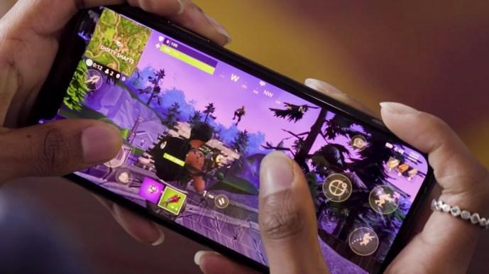 Fortnite auf dem Handy! So sieht der Shooter mobile aus