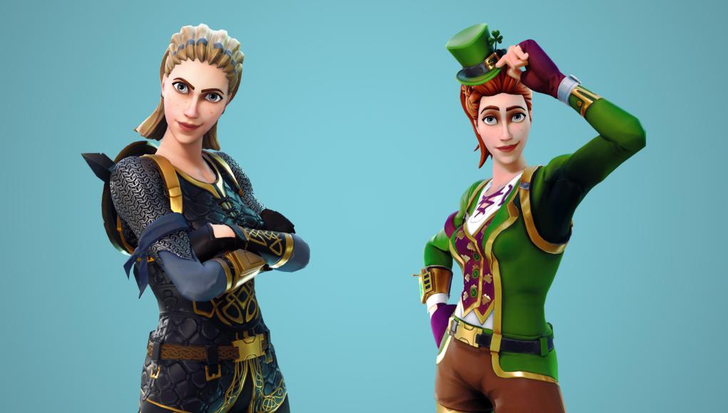 Die kommenden Outfits in Fortnite bringen endlich coole weibliche Skins!
