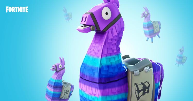 So findet Ihr die Loot Lamas in Fortnite: Battle Royale, das steckt drin!