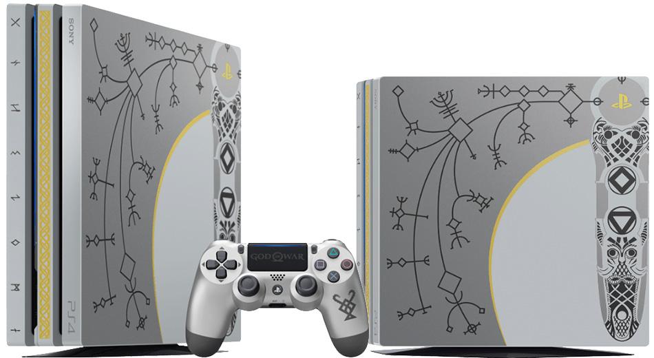 PS4 Pro God of War Limited Edition-Bundle bei MediaMarkt vorbestellen