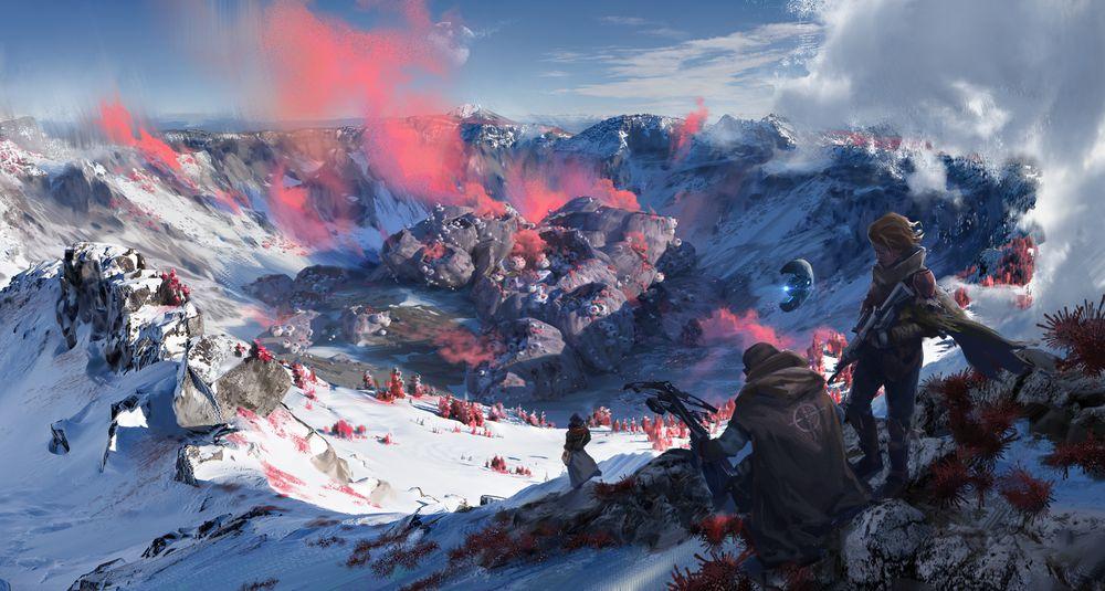 Neuer Survival-Shooter Scavengers sieht ein wenig aus wie Destiny 3