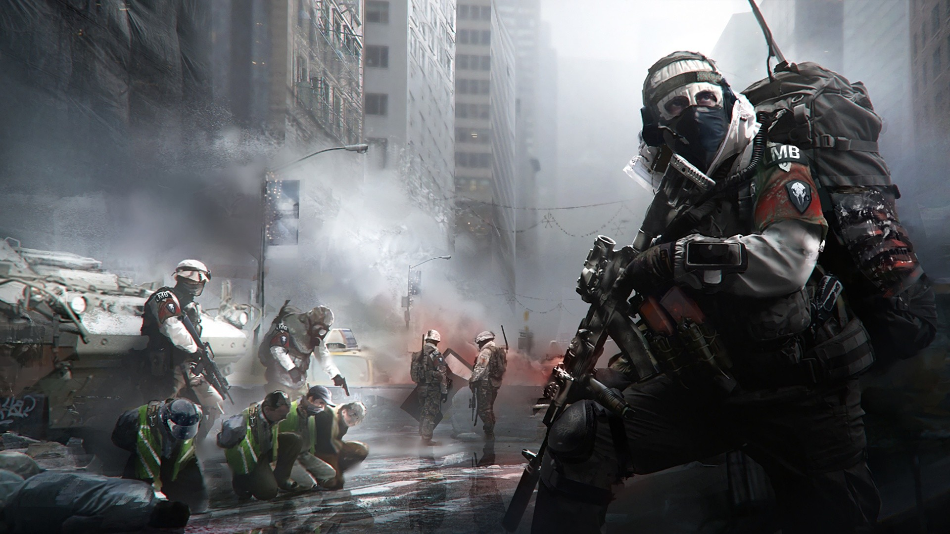 The Division: Classified Stürmer in 1.8 – So bastelt ihr ein Top-Set