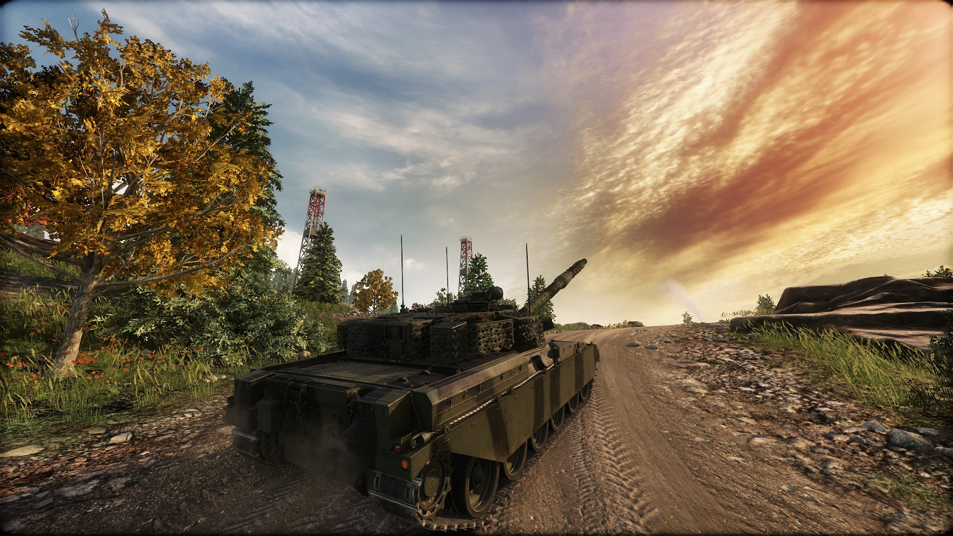 Armored Warfare: Alternative zu World of Tanks jetzt neu auf Xbox One