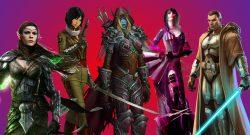 Die 5 besten Story-MMORPGs, die Ihr 2021 spielen könnt